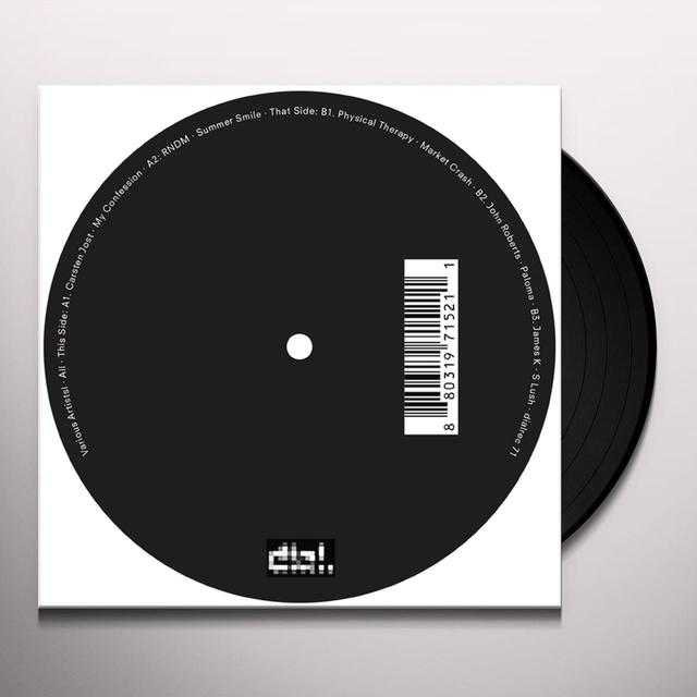 ALL PART 2 / VARIOUS Vinyl Record