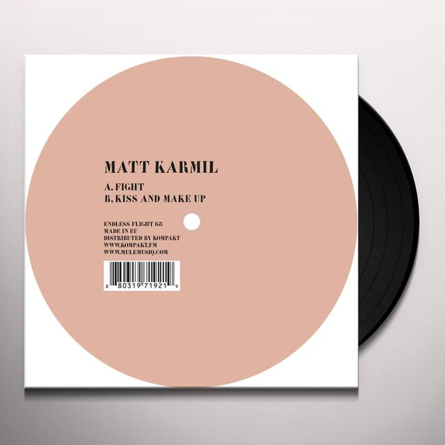 Matt Karmil KISS & MAKE UP Vinyl Record