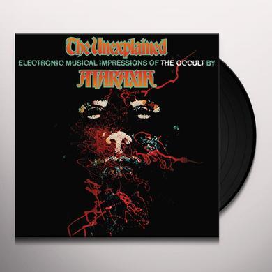 Ataraxia UNEXPLAINED Vinyl Record