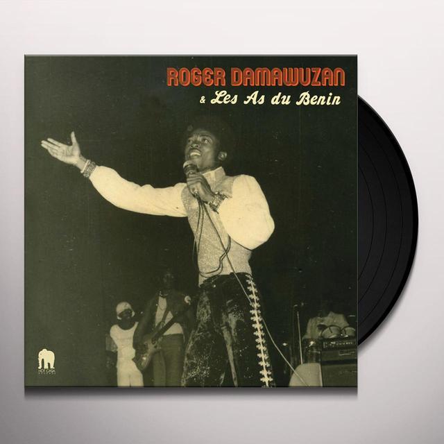 Roger Damawuzan & Les As Du Benin WAIT FOR ME Vinyl Record