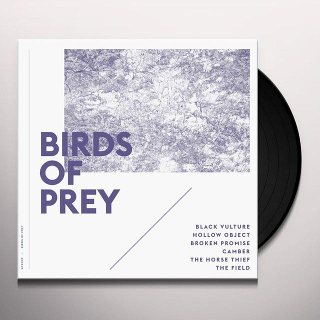 BIRDS OF PREY Vinyl Record
