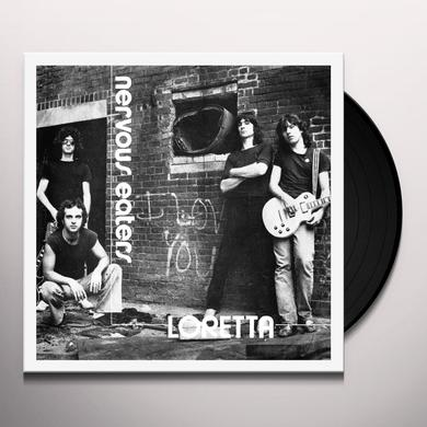 Nervous Eaters LORETTA Vinyl Record