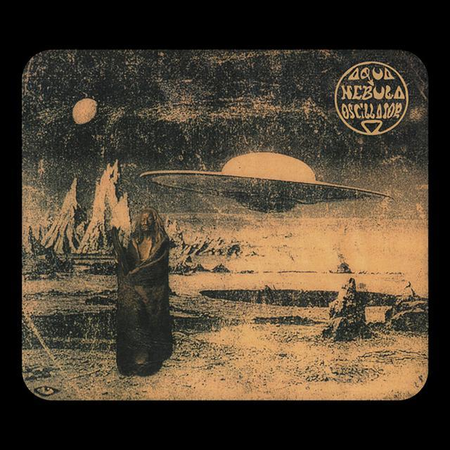 AQUA NEBULA OSCILLATOR Vinyl Record