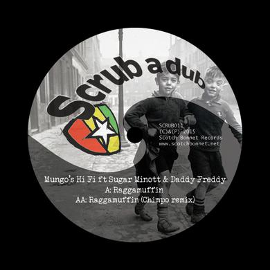 Mungo's Hi Fi RAGAMUFFIN Vinyl Record