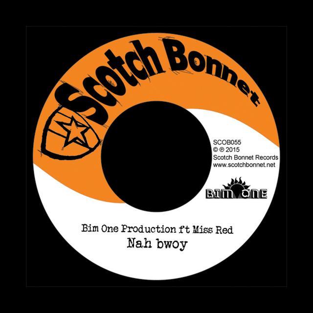 BIM ONE PRODUCTION NAH BWOY / TRAILER LORD RIDDIM Vinyl Record