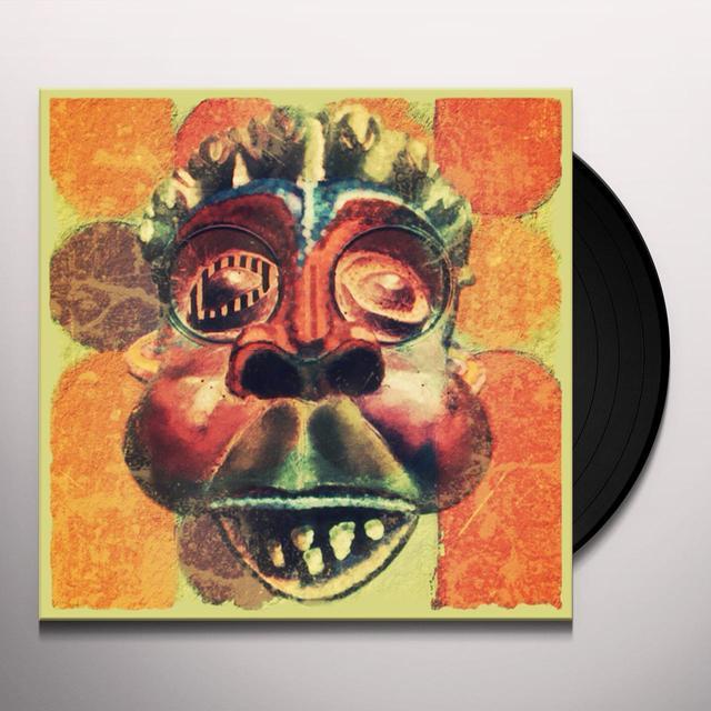 Kutiman SPACE CASSAVA Vinyl Record