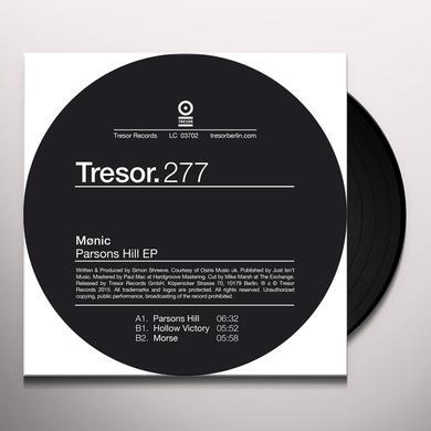 MONIC PARSONS HILL (EP) Vinyl Record