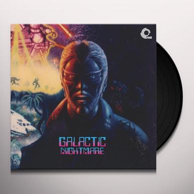 Alan Jefferson GALACTIC NIGHTMARE Vinyl Record