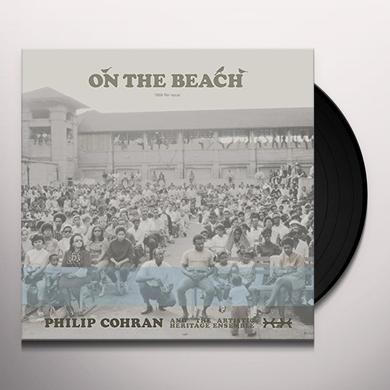 Philip Cohran & The Artistic Heritage Ensemble ON THE BEACH Vinyl Record