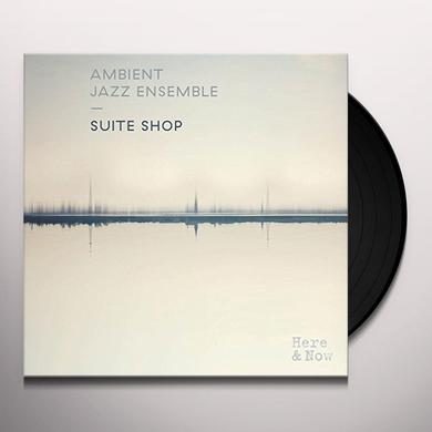 AMBIENT JAZZ ENSEMBLE SUITE SHOP ORIGINALS Vinyl Record - UK Release