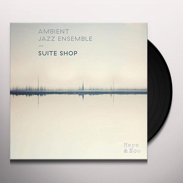 AMBIENT JAZZ ENSEMBLE SUITE SHOP ORIGINALS Vinyl Record