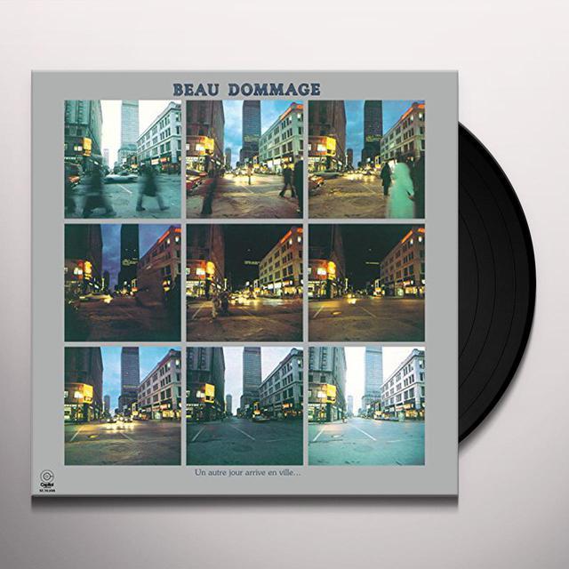 BEAU DOMMAGE UN AUTRE JOUR ARRIVE EN VILLE Vinyl Record