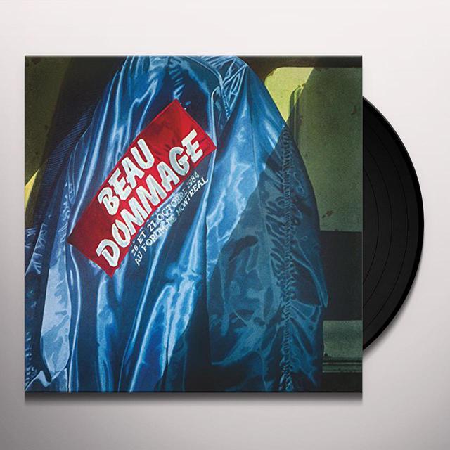 BEAU DOMMAGE AU FORUM DE MONTREAL VOL 2 Vinyl Record