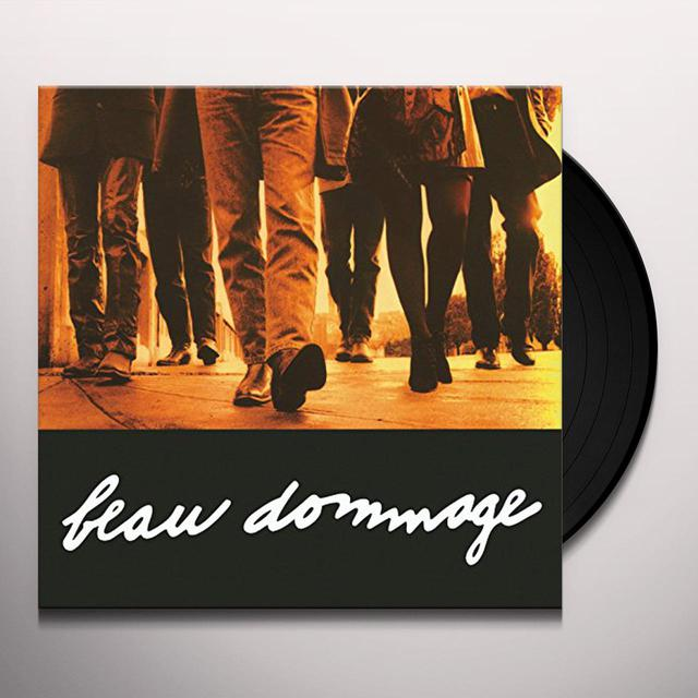BEAU DOMMAGE 1994 Vinyl Record