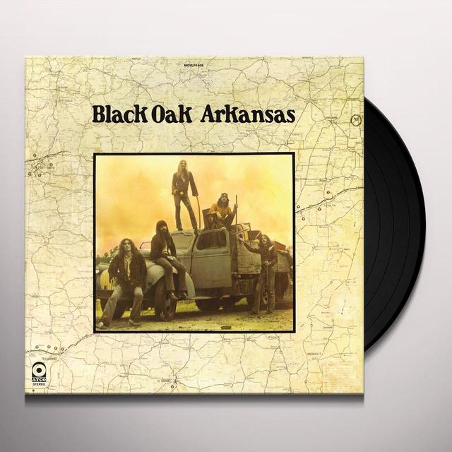 BLACK OAK ARKANSAS Vinyl Record - Holland Import