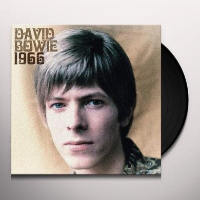 David Bowie 1966 Vinyl Record - UK Import