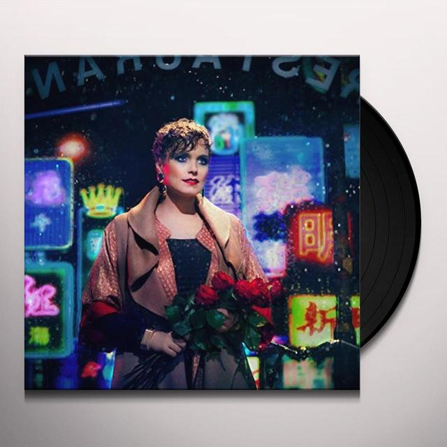 Ane Brun WHEN I'M FREE Vinyl Record - Holland Import