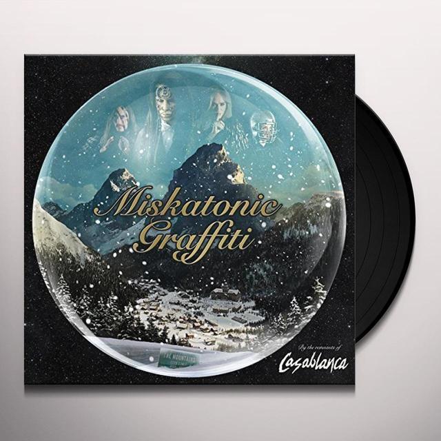 Casablanca MISKATONIC GRAFFITI Vinyl Record - Holland Import
