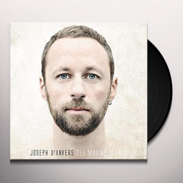 Joseph D'Anvers LES MATINS BLANCS Vinyl Record - Canada Import