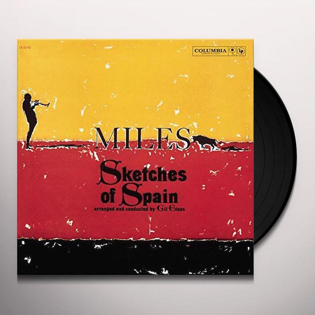 Miles Davis SKETCHES OF SPAIN Vinyl Record