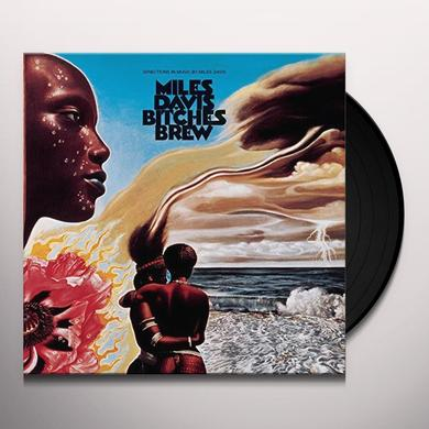 Miles Davis BITCHES BREW Vinyl Record - UK Import