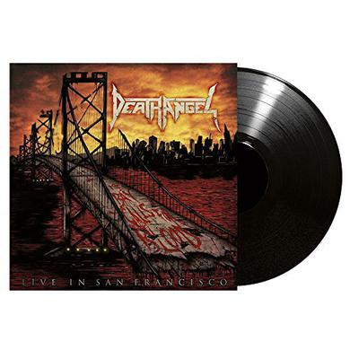Death Angel TRASHUMENTARY/BAY CALLS FOR BLOOD LIVE IN SAN Vinyl Record