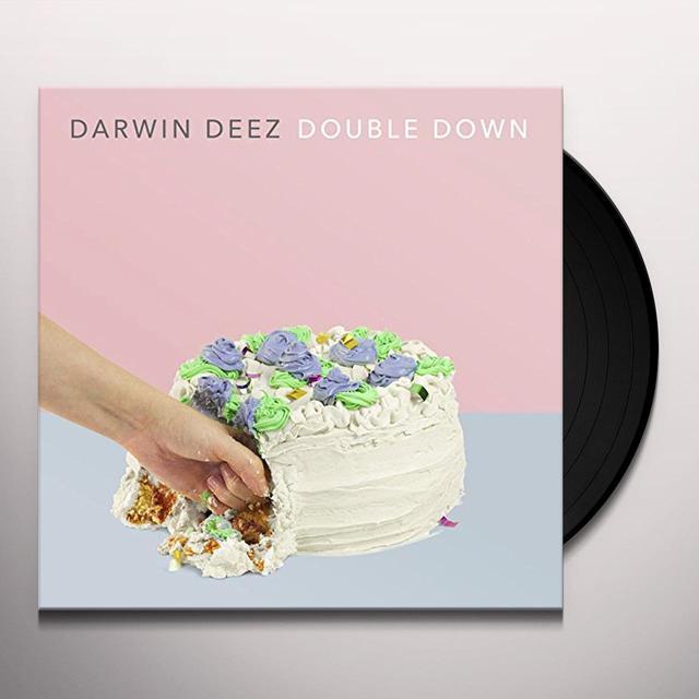 Darwin Deez DOUBLE DOWN Vinyl Record - UK Import