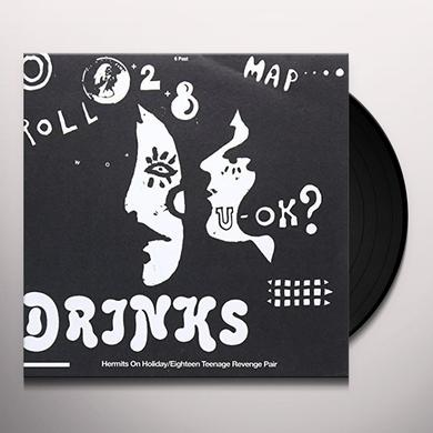 DRINKS HERMITS ON HOLIDAY Vinyl Record