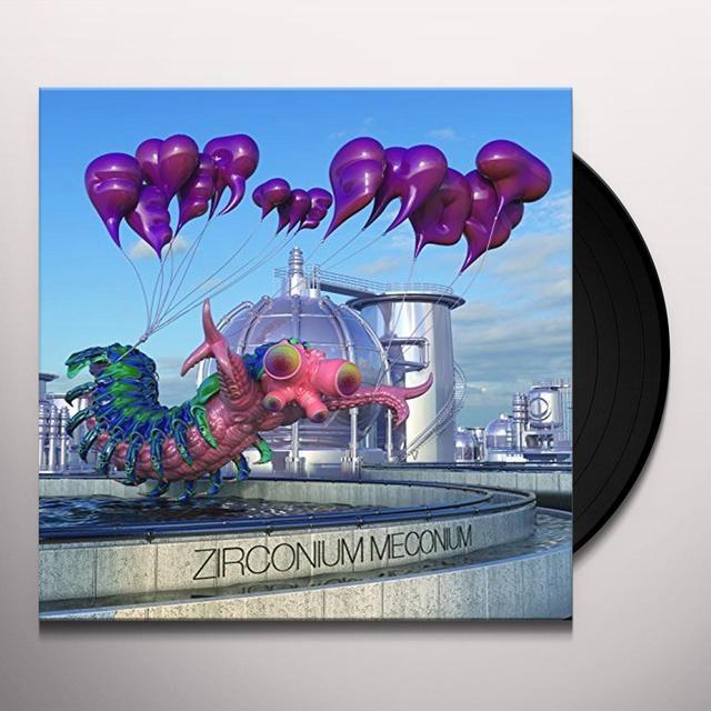 FEVER THE GHOST ZIRCONIUM MECONIUM Vinyl Record