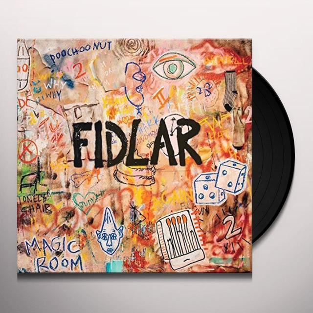 Fidlar 40OZ ON REPEAT: WEST COAST Vinyl Record - UK Import