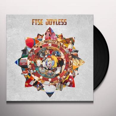 Ftse JOYLESS Vinyl Record - UK Import