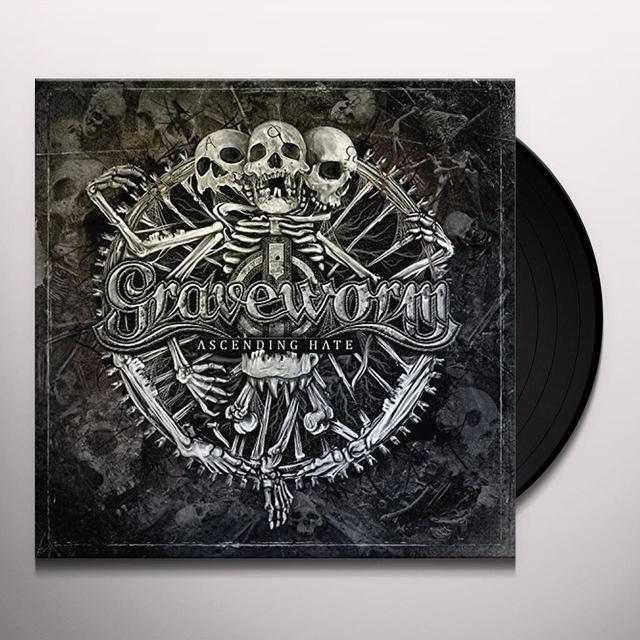 Graveworm ASCENDING HATE Vinyl Record - Canada Import