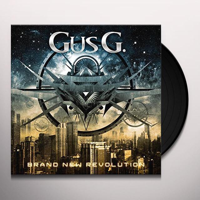 GUS G BRAND NEW REVOLUTION Vinyl Record