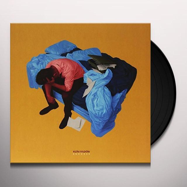 Ken Mode SUCCESS Vinyl Record - Canada Import