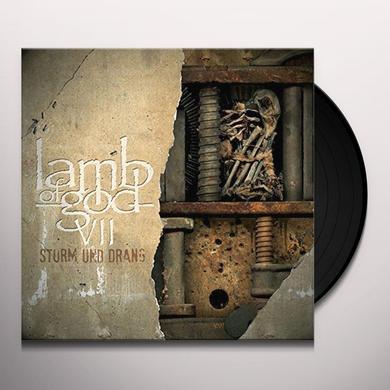 Lamb Of God VII: STURM UND DRANG Vinyl Record - Holland Import
