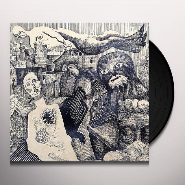 Mewithoutyou PALE HORSES Vinyl Record - Canada Release