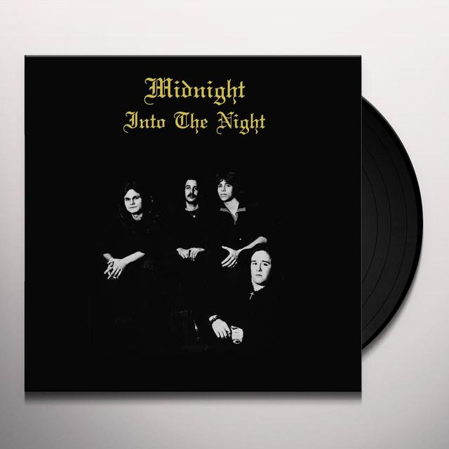 Midnight INTO THE NIGHT Vinyl Record - UK Import