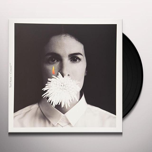 Yael Naim COWARD Vinyl Record - UK Import