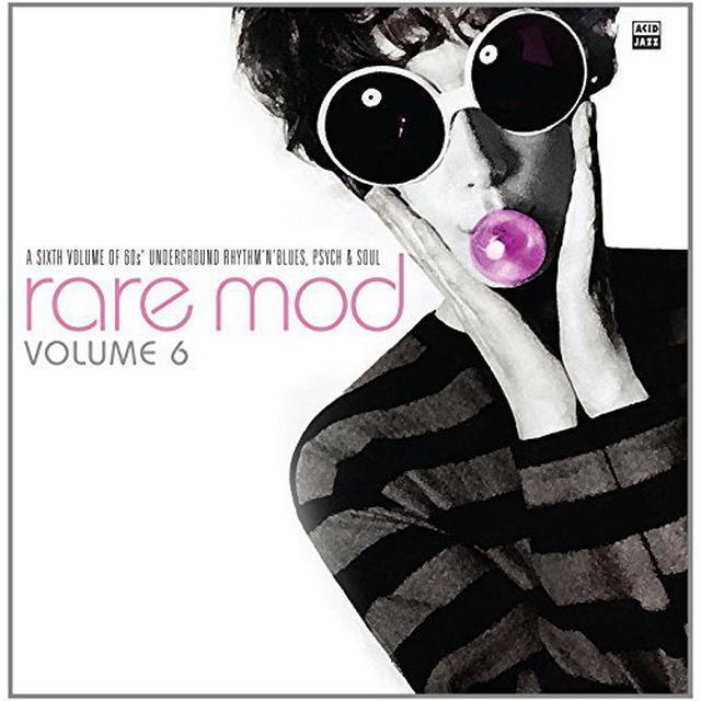 RARE MOD 6 / VARIOUS (UK) RARE MOD 6 / VARIOUS Vinyl Record
