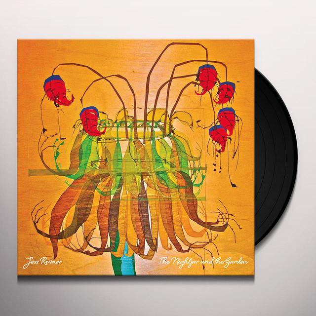 Jess Reimer NIGHTJAR & THE GARDEN Vinyl Record