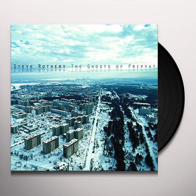 Steve Rothery GHOSTS OF PRIPYAT Vinyl Record - Holland Import