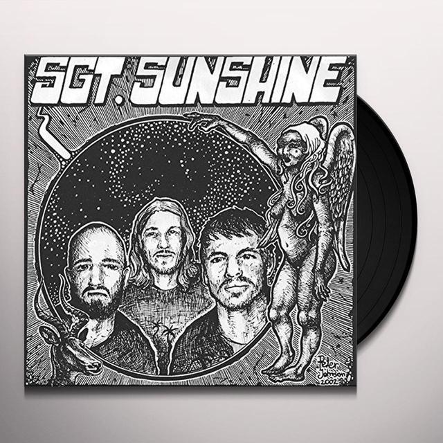 SGT SUNSHINE SGT. SUNSHINE Vinyl Record - Italy Import
