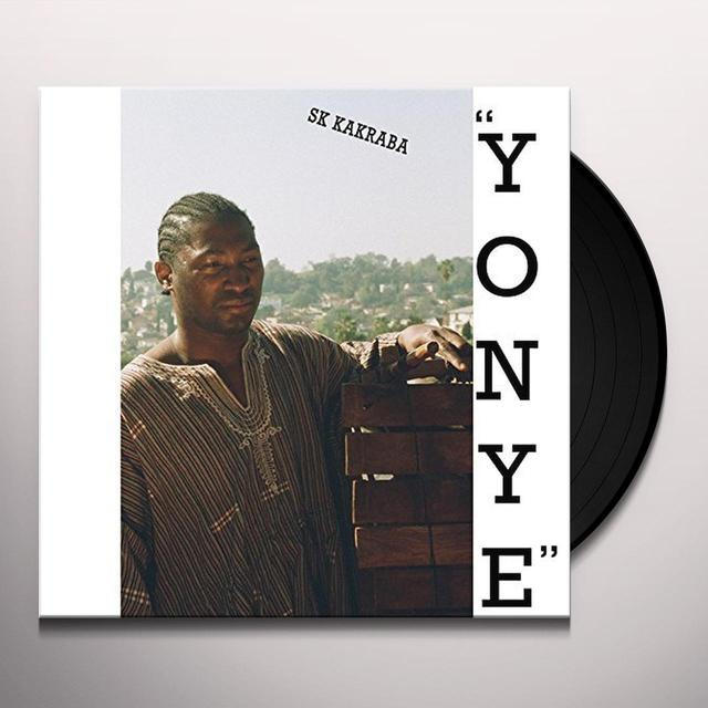 SK KAKRABA YONYE Vinyl Record - UK Import