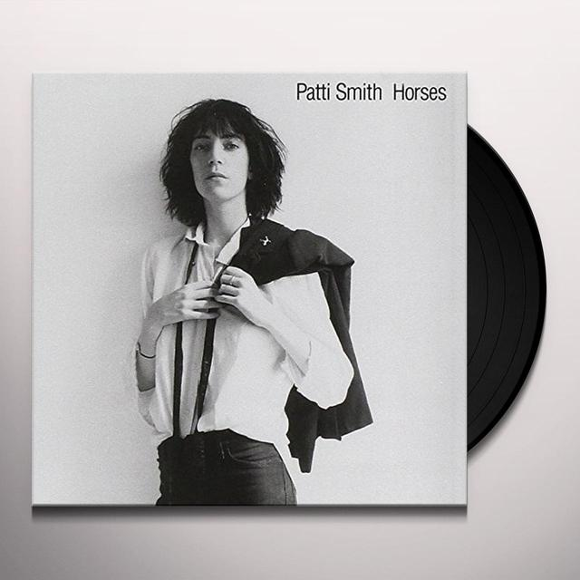 Patti Smith HORSES Vinyl Record - UK Import