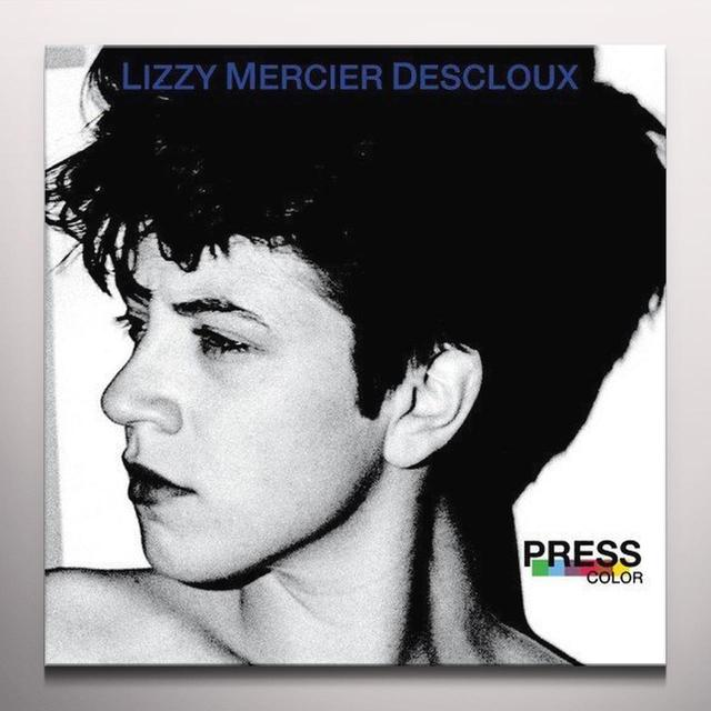 Lizzy Mercier Desloux PRESS COLOR Vinyl Record