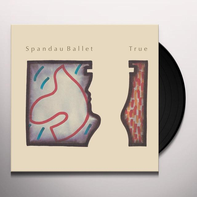 Spandau Ballet TRUE Vinyl Record - Holland Import