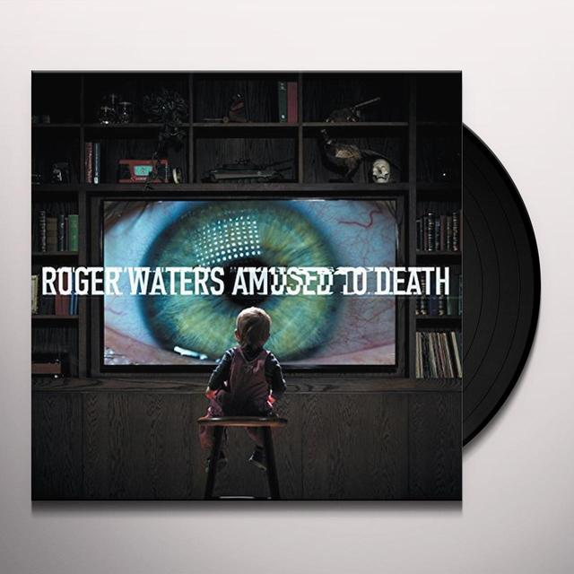 Roger Waters AMUSED TO DEATH (HK) Vinyl Record