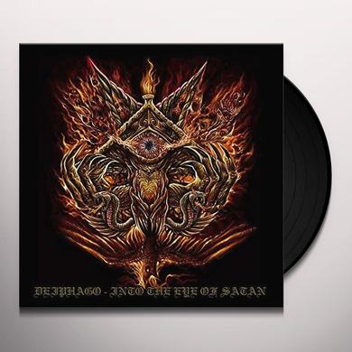 DEIPHAGO INTO THE EYE OF SATAN Vinyl Record