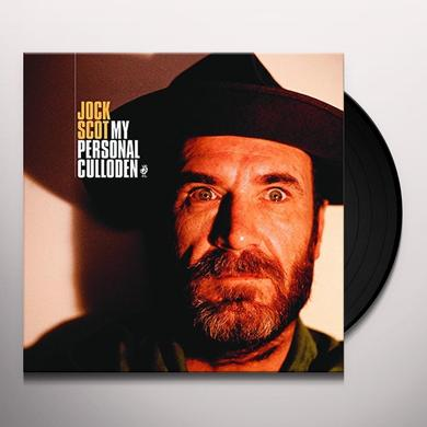 Jock Scot MY PERSONAL CULLODEN  (DLI) Vinyl Record - 180 Gram Pressing