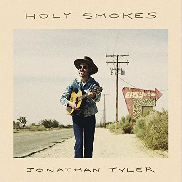Jonathan Tyler & The Northern Lights HOLY SMOKES Vinyl Record